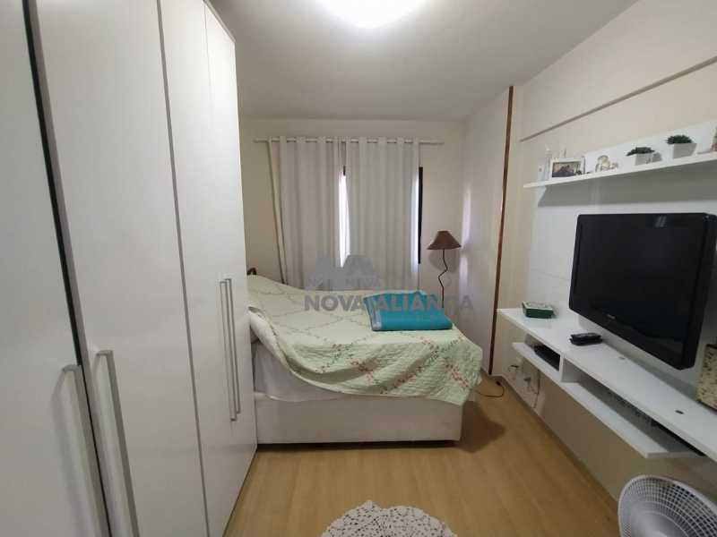 Suíte 1-2 - Apartamento à venda Rua Pereira de Almeida,Praça da Bandeira, Rio de Janeiro - R$ 500.000 - NTAP21888 - 9