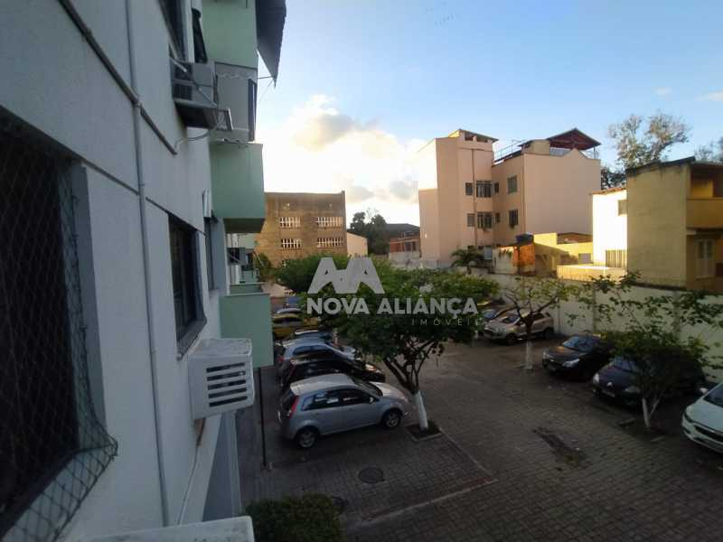 Vista 1-1 - Apartamento à venda Rua Pereira de Almeida,Praça da Bandeira, Rio de Janeiro - R$ 500.000 - NTAP21888 - 4