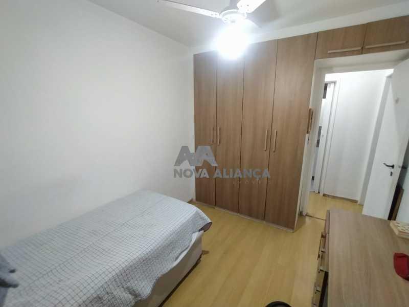 Dormitório 1-1 - Apartamento à venda Rua Pereira de Almeida,Praça da Bandeira, Rio de Janeiro - R$ 500.000 - NTAP21888 - 11