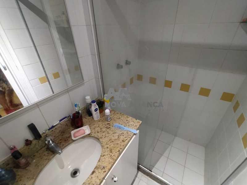 Banheiro Suíte 1-1 - Apartamento à venda Rua Pereira de Almeida,Praça da Bandeira, Rio de Janeiro - R$ 500.000 - NTAP21888 - 14