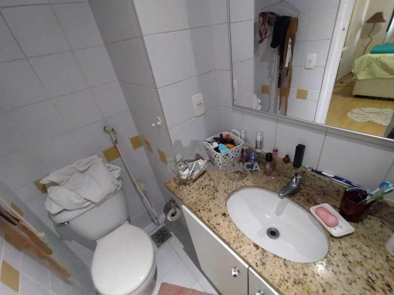 Banheiro Suíte 1-2 - Apartamento à venda Rua Pereira de Almeida,Praça da Bandeira, Rio de Janeiro - R$ 500.000 - NTAP21888 - 15