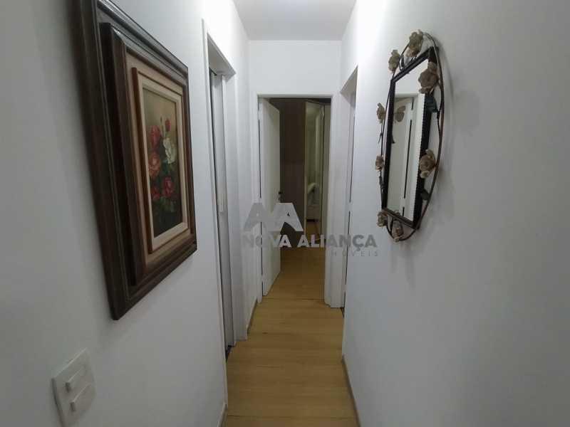 Circulação 1-1 - Apartamento à venda Rua Pereira de Almeida,Praça da Bandeira, Rio de Janeiro - R$ 500.000 - NTAP21888 - 16