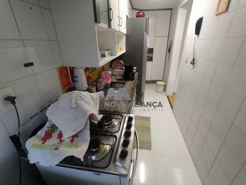 Cozinha 1-1 - Apartamento à venda Rua Pereira de Almeida,Praça da Bandeira, Rio de Janeiro - R$ 500.000 - NTAP21888 - 17