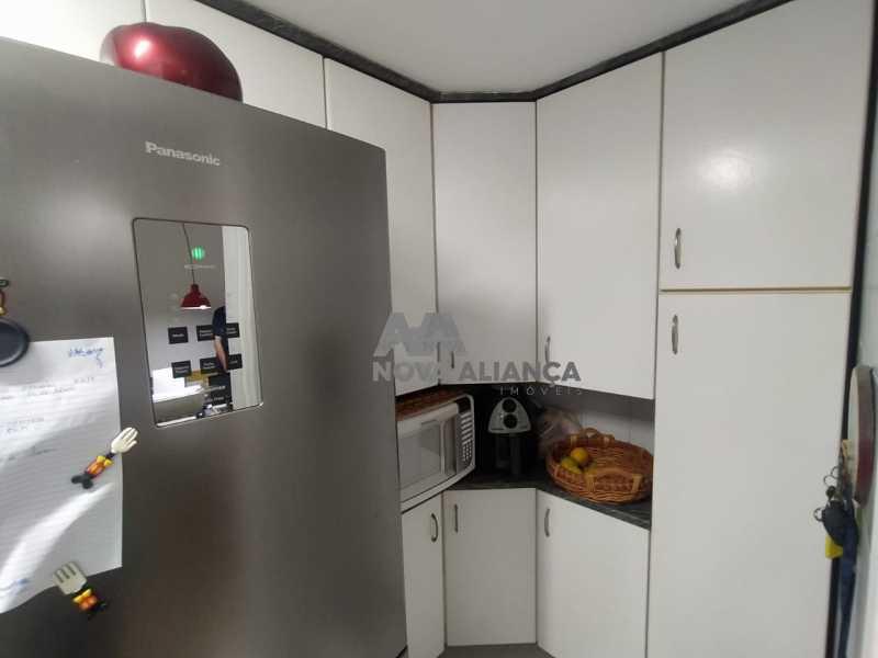Cozinha 1-2 - Apartamento à venda Rua Pereira de Almeida,Praça da Bandeira, Rio de Janeiro - R$ 500.000 - NTAP21888 - 18