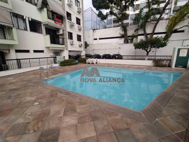 Piscina 1-1 - Apartamento à venda Rua Pereira de Almeida,Praça da Bandeira, Rio de Janeiro - R$ 500.000 - NTAP21888 - 3