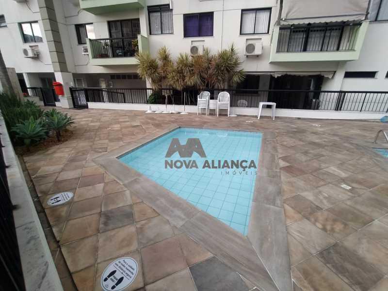 Piscina Infantil - Apartamento à venda Rua Pereira de Almeida,Praça da Bandeira, Rio de Janeiro - R$ 500.000 - NTAP21888 - 21