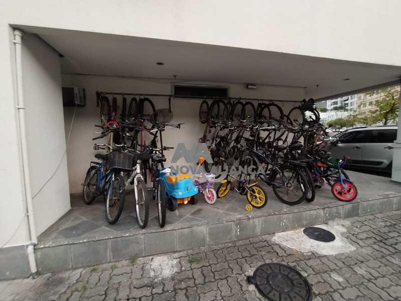 Bicicletário 1-1 - Apartamento à venda Rua Pereira de Almeida,Praça da Bandeira, Rio de Janeiro - R$ 500.000 - NTAP21888 - 25