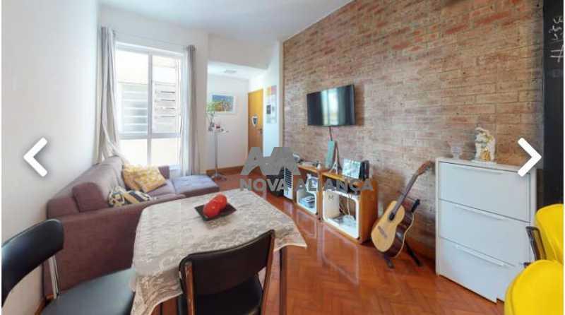 2 - Apartamento à venda Rua das Laranjeiras,Laranjeiras, Rio de Janeiro - R$ 670.000 - NBAP22283 - 3