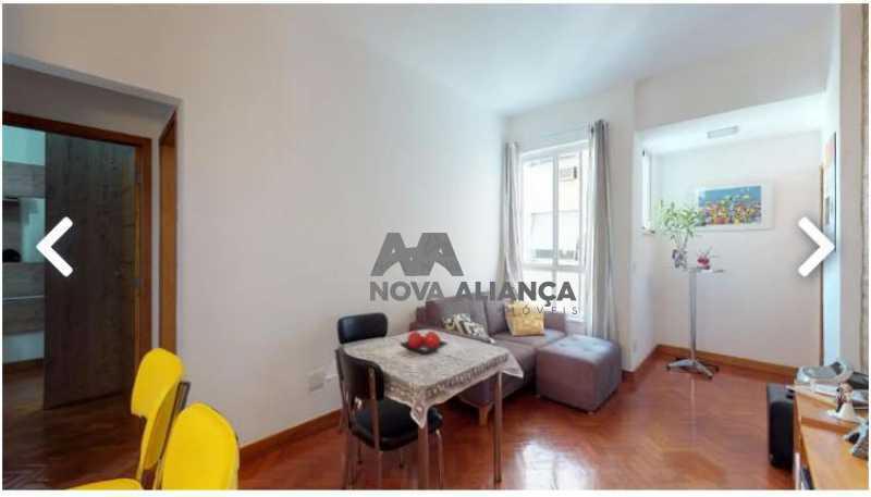 3 - Apartamento à venda Rua das Laranjeiras,Laranjeiras, Rio de Janeiro - R$ 670.000 - NBAP22283 - 4