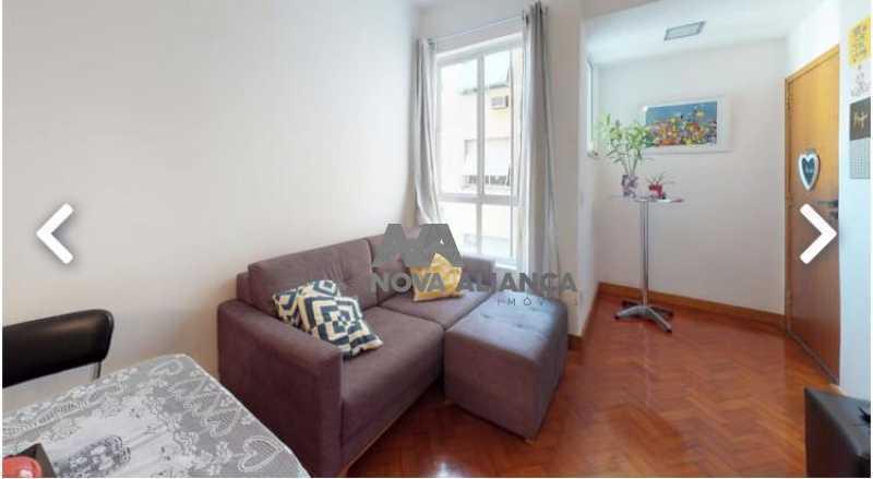 4 - Apartamento à venda Rua das Laranjeiras,Laranjeiras, Rio de Janeiro - R$ 670.000 - NBAP22283 - 7