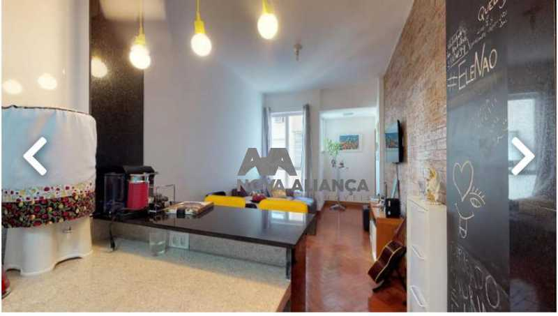 5 - Apartamento à venda Rua das Laranjeiras,Laranjeiras, Rio de Janeiro - R$ 670.000 - NBAP22283 - 5