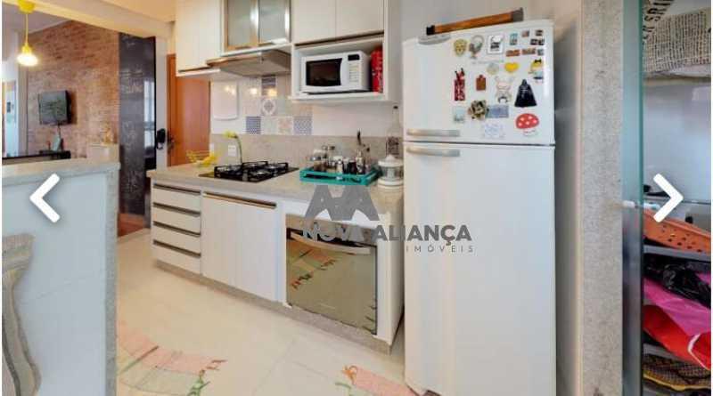 7 - Apartamento à venda Rua das Laranjeiras,Laranjeiras, Rio de Janeiro - R$ 670.000 - NBAP22283 - 14