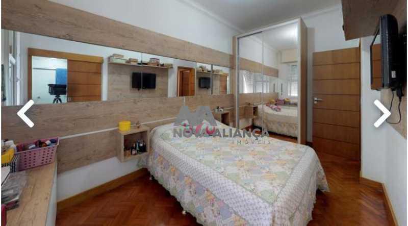 9 - Apartamento à venda Rua das Laranjeiras,Laranjeiras, Rio de Janeiro - R$ 670.000 - NBAP22283 - 10