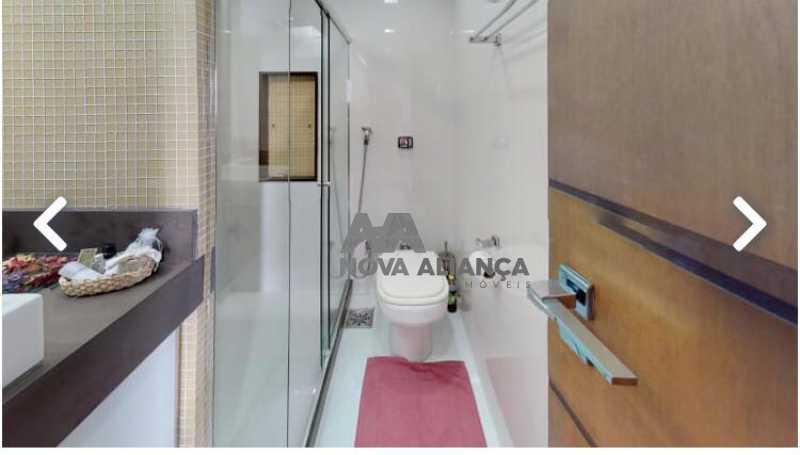 15 - Apartamento à venda Rua das Laranjeiras,Laranjeiras, Rio de Janeiro - R$ 670.000 - NBAP22283 - 16