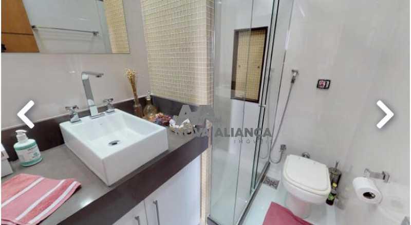 16 - Apartamento à venda Rua das Laranjeiras,Laranjeiras, Rio de Janeiro - R$ 670.000 - NBAP22283 - 17