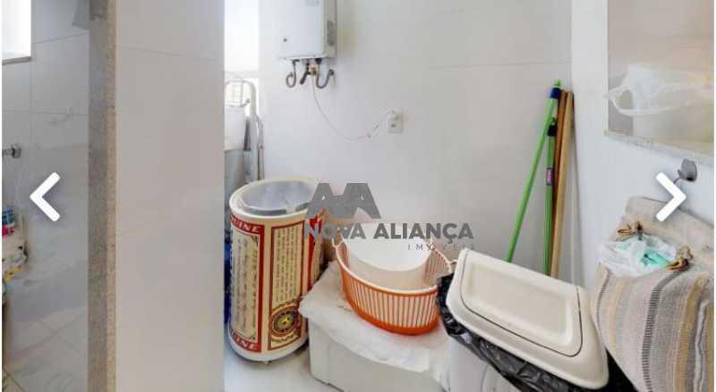 18 - Apartamento à venda Rua das Laranjeiras,Laranjeiras, Rio de Janeiro - R$ 670.000 - NBAP22283 - 19