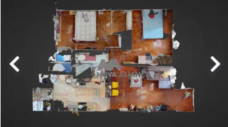 19 - Apartamento à venda Rua das Laranjeiras,Laranjeiras, Rio de Janeiro - R$ 670.000 - NBAP22283 - 20
