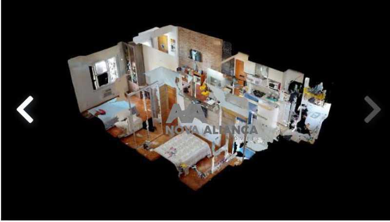 20 - Apartamento à venda Rua das Laranjeiras,Laranjeiras, Rio de Janeiro - R$ 670.000 - NBAP22283 - 21
