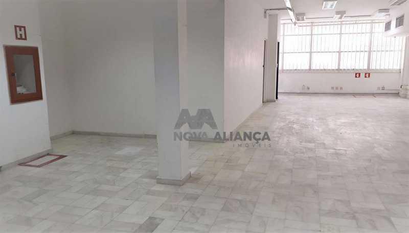1° Andar - Visão do meio par - Prédio 978m² à venda Tijuca, Rio de Janeiro - R$ 7.000.000 - NTPR00017 - 4