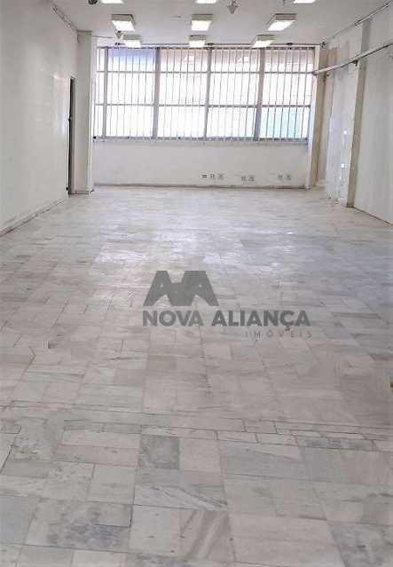 2°ar - Visão frente para o f - Prédio 978m² à venda Tijuca, Rio de Janeiro - R$ 7.000.000 - NTPR00017 - 1