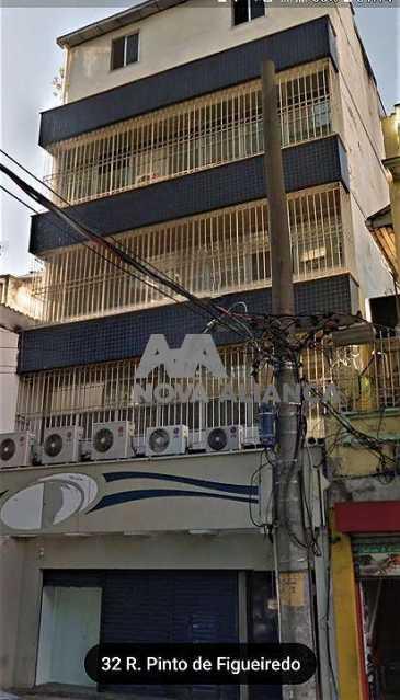 Frente do Prédio - Prédio 978m² à venda Tijuca, Rio de Janeiro - R$ 7.000.000 - NTPR00017 - 9