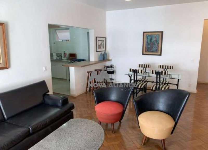 apartamento-a-venda-em-ipanema - Apartamento 2 quartos à venda Copacabana, Rio de Janeiro - R$ 1.300.000 - NSAP21025 - 4