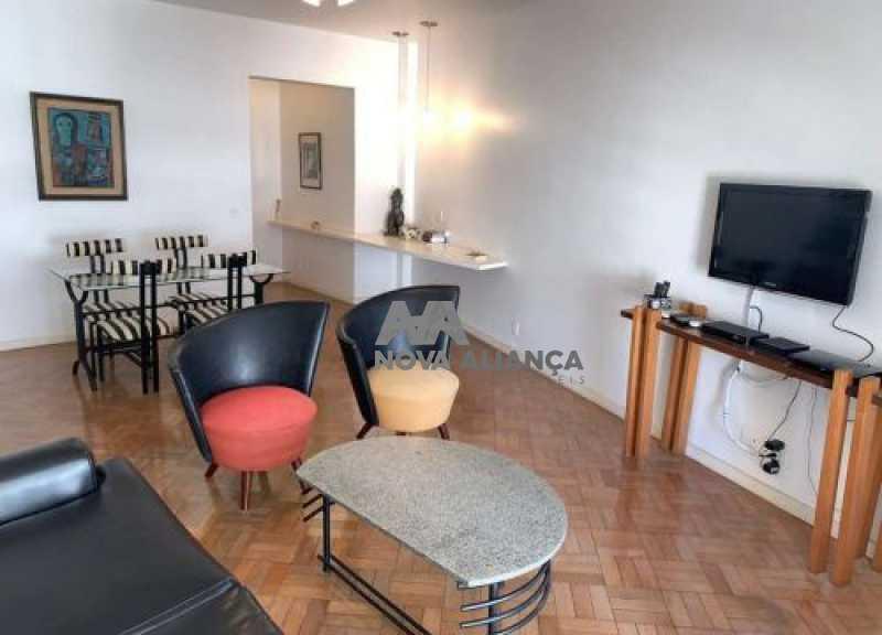 apartamento-a-venda-em-ipanema - Apartamento 2 quartos à venda Copacabana, Rio de Janeiro - R$ 1.300.000 - NSAP21025 - 3
