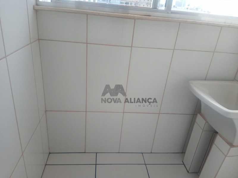 B - Apartamento à venda Rua Riachuelo,Centro, Rio de Janeiro - R$ 450.000 - NBAP11020 - 9