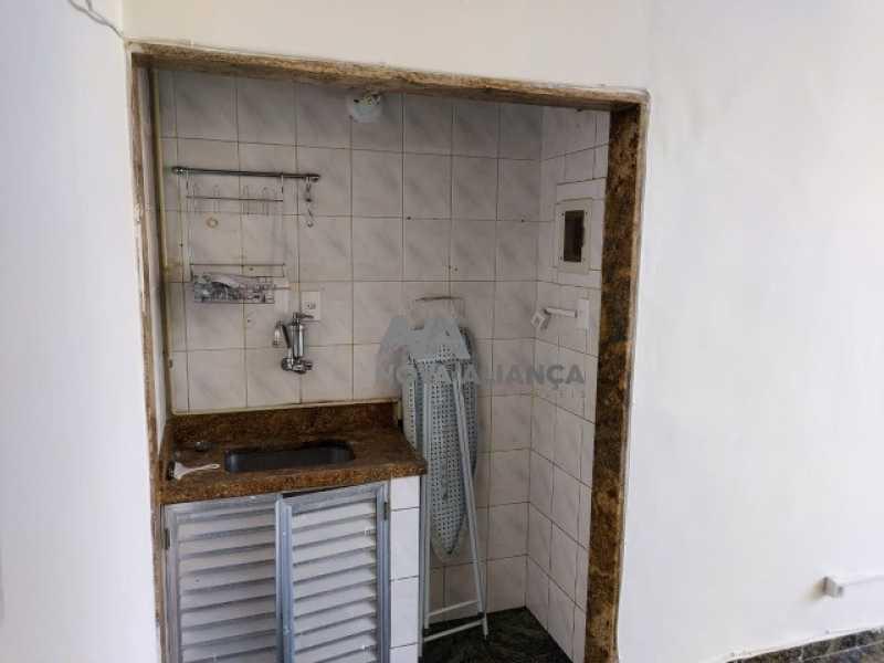 096098920995967 - Kitnet/Conjugado 27m² à venda Rua das Laranjeiras,Laranjeiras, Rio de Janeiro - R$ 230.000 - NSKI10128 - 6