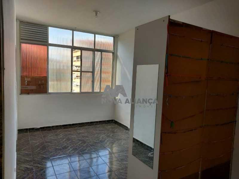 099095801929861 - Kitnet/Conjugado 27m² à venda Rua das Laranjeiras,Laranjeiras, Rio de Janeiro - R$ 230.000 - NSKI10128 - 1