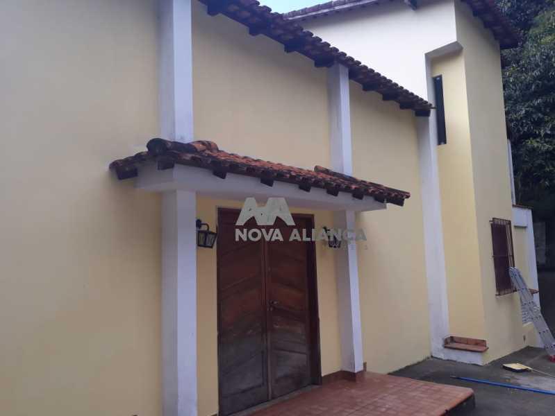 1 - Casa 2 quartos à venda Laranjeiras, Rio de Janeiro - R$ 1.500.000 - NFCA20027 - 3