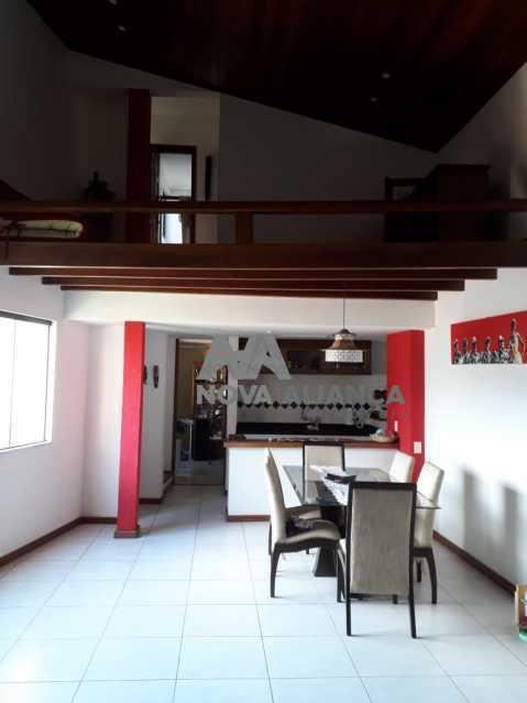 11 - Casa 2 quartos à venda Laranjeiras, Rio de Janeiro - R$ 1.500.000 - NFCA20027 - 12