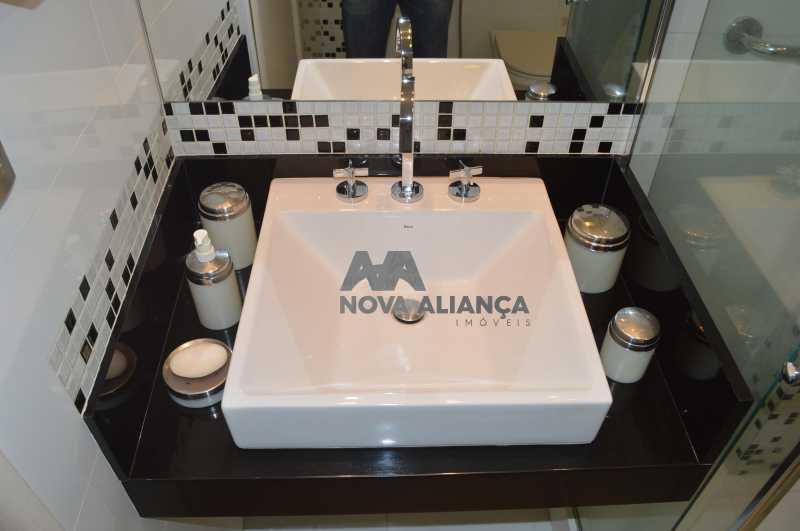 Banheiro 1 - Cobertura à venda Rua Delgado de Carvalho,Tijuca, Rio de Janeiro - R$ 750.000 - NTCO20068 - 4