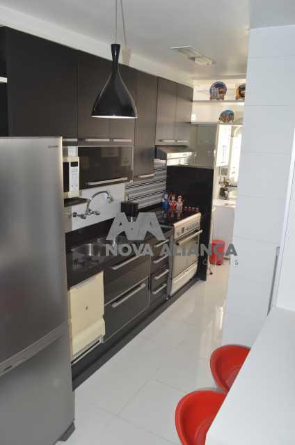 Cozinha 1 - Cobertura à venda Rua Delgado de Carvalho,Tijuca, Rio de Janeiro - R$ 750.000 - NTCO20068 - 12