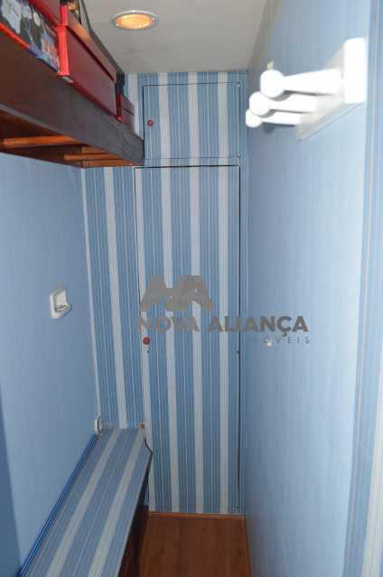 Dependência 1 - Cobertura à venda Rua Delgado de Carvalho,Tijuca, Rio de Janeiro - R$ 750.000 - NTCO20068 - 21