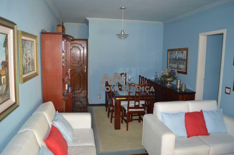 Sala 1 - Cobertura à venda Rua Delgado de Carvalho,Tijuca, Rio de Janeiro - R$ 750.000 - NTCO20068 - 3