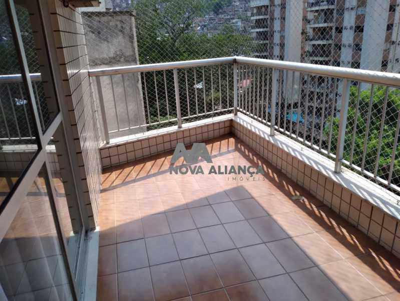8dc99836-414f-4925-b5b1-2cd2c8 - Apartamento à venda Rua Conde de Bonfim,Tijuca, Rio de Janeiro - R$ 500.000 - NBAP22325 - 1