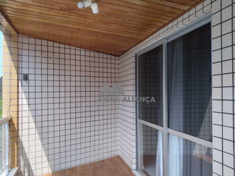 35f513bc-0ca3-46a8-9ba1-fcb766 - Apartamento à venda Rua Conde de Bonfim,Tijuca, Rio de Janeiro - R$ 500.000 - NBAP22325 - 3