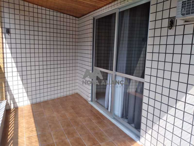 aacaa42c-6075-45d2-83b9-1f1c54 - Apartamento à venda Rua Conde de Bonfim,Tijuca, Rio de Janeiro - R$ 500.000 - NBAP22325 - 14