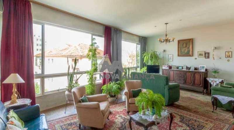 10babcf5-7cf3-47e7-9a14-116ce7 - Apartamento à venda Rua Eurico Cruz,Jardim Botânico, Rio de Janeiro - R$ 2.090.000 - NBAP32203 - 3