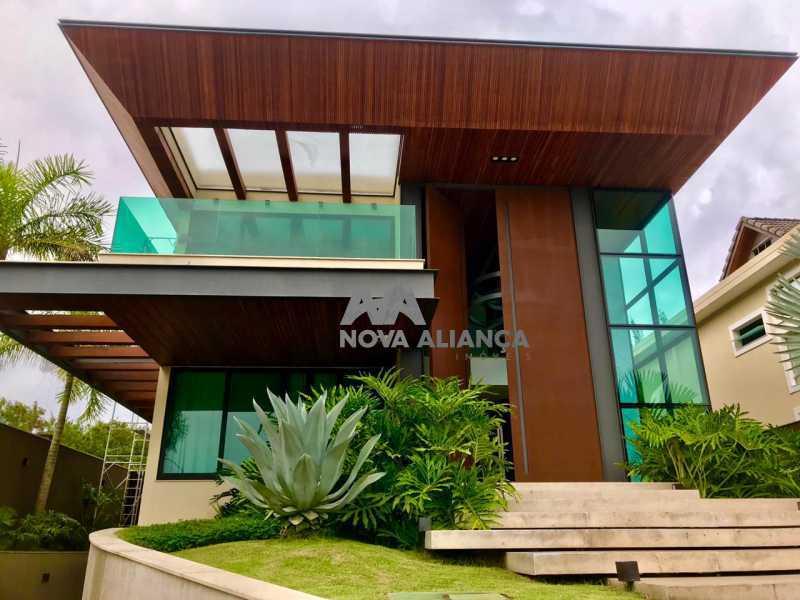 4ef3a875-d007-48a7-b579-bfe502 - Casa em Condomínio à venda Rua Ítalo Rossi,Barra da Tijuca, Rio de Janeiro - R$ 8.400.000 - NICN50009 - 3