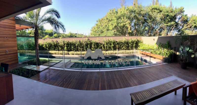 11152b14-cc4f-42b3-9be2-c8198f - Casa em Condomínio à venda Rua Ítalo Rossi,Barra da Tijuca, Rio de Janeiro - R$ 8.400.000 - NICN50009 - 13