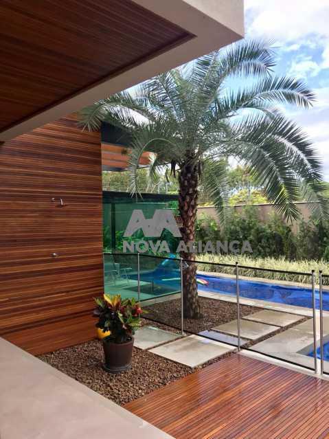 73924a0c-3c64-402d-a12c-2adbbf - Casa em Condomínio à venda Rua Ítalo Rossi,Barra da Tijuca, Rio de Janeiro - R$ 8.400.000 - NICN50009 - 12