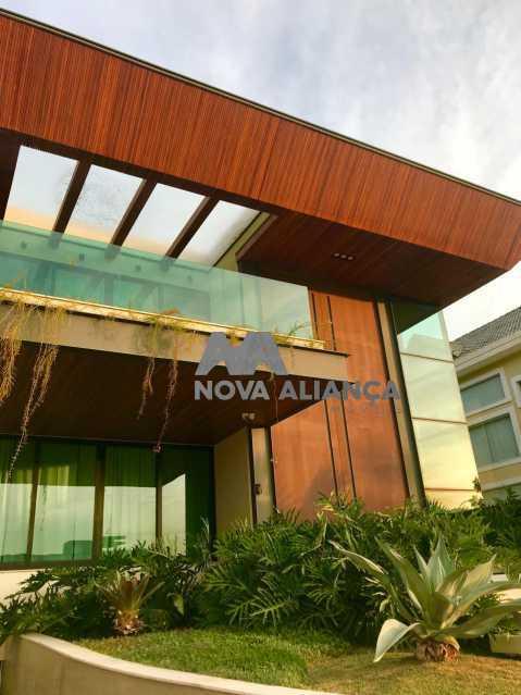 3773da6d-86e0-4eca-81d9-4a3231 - Casa em Condomínio à venda Rua Ítalo Rossi,Barra da Tijuca, Rio de Janeiro - R$ 8.400.000 - NICN50009 - 1