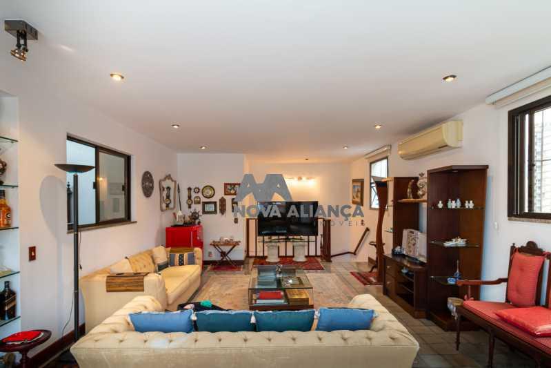 sala - Cobertura à venda Rua Humberto de Campos,Leblon, Rio de Janeiro - R$ 4.995.000 - NICO40152 - 1