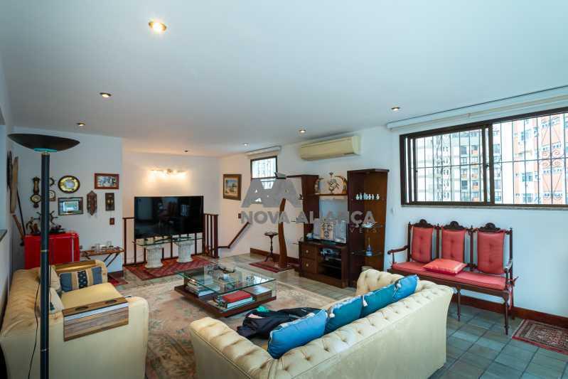 sala - Cobertura à venda Rua Humberto de Campos,Leblon, Rio de Janeiro - R$ 4.995.000 - NICO40152 - 4