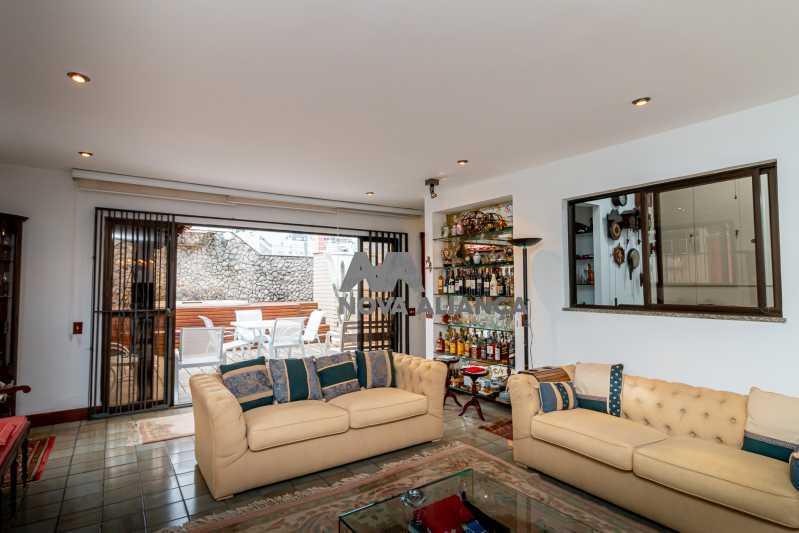 sala - Cobertura à venda Rua Humberto de Campos,Leblon, Rio de Janeiro - R$ 4.995.000 - NICO40152 - 5