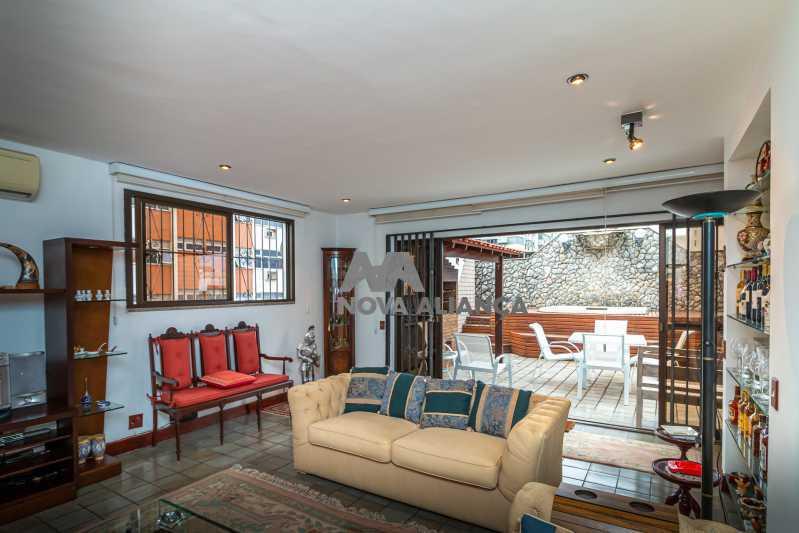 sala - Cobertura à venda Rua Humberto de Campos,Leblon, Rio de Janeiro - R$ 4.995.000 - NICO40152 - 6