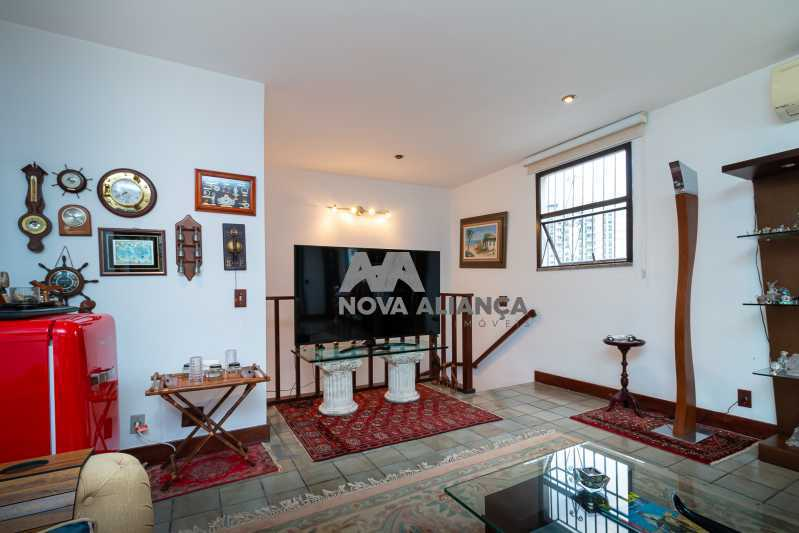 sala - Cobertura à venda Rua Humberto de Campos,Leblon, Rio de Janeiro - R$ 4.995.000 - NICO40152 - 7