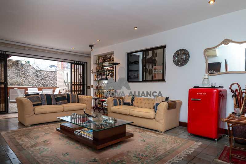 sala - Cobertura à venda Rua Humberto de Campos,Leblon, Rio de Janeiro - R$ 4.995.000 - NICO40152 - 9